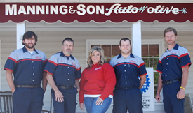 Manning & Son Automotive